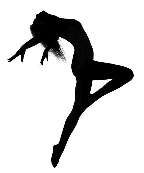 Clipart young black girl dancing and signing in field jpg free dancer silhouette   Ink   Dance silhouette, Dancer silhouette ... jpg free