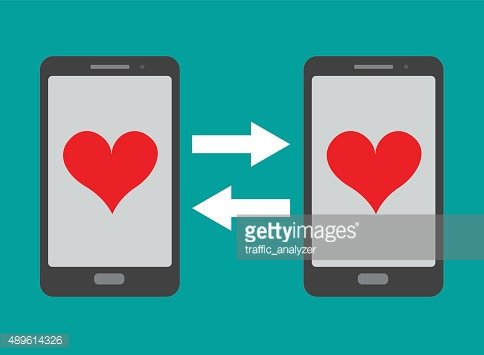 Clipart dating app
