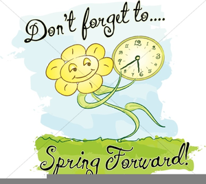 Daylight savings time begins clipart clip transparent Daylight Savings Time Clipart Spring Forward | Free Images at Clker ... clip transparent