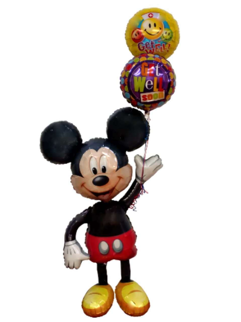 Clipart dayton ohio picture black and white library Get Well Mickey Mouse AirWalker picture black and white library