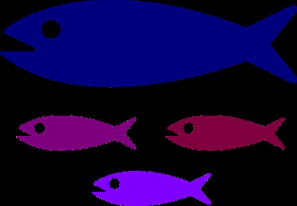 Clipart de fish svg transparent Marine Fish Clipart family - Free Clipart on Dumielauxepices.net svg transparent