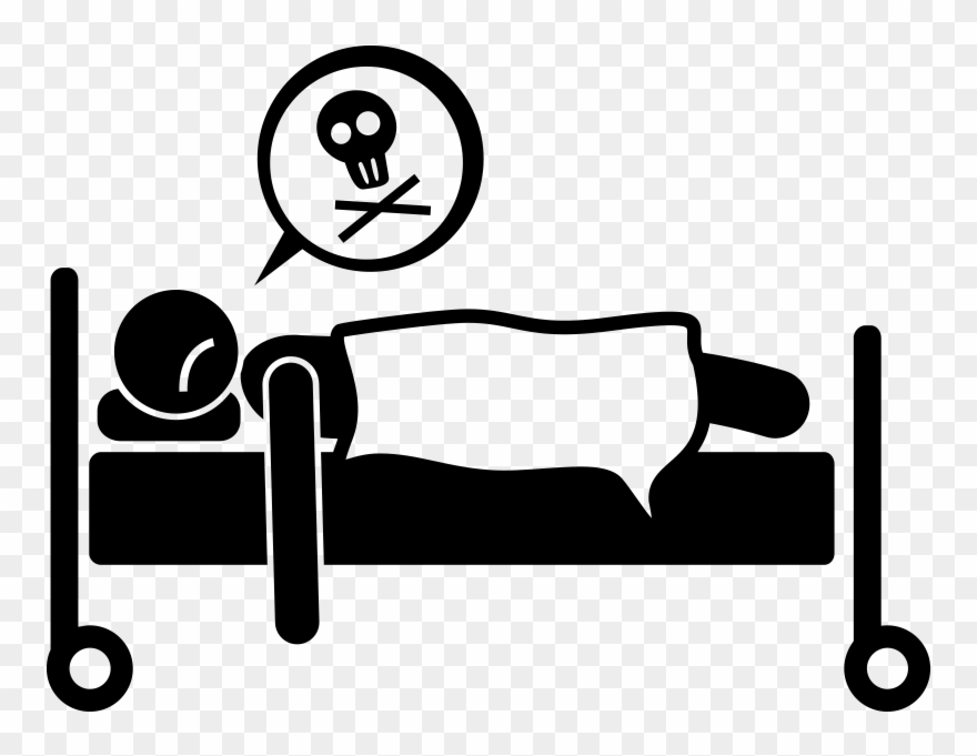 Clipart death banner library library Death Bed Clipart Computer Icons Clip Art - Died Icon - Png Download ... banner library library