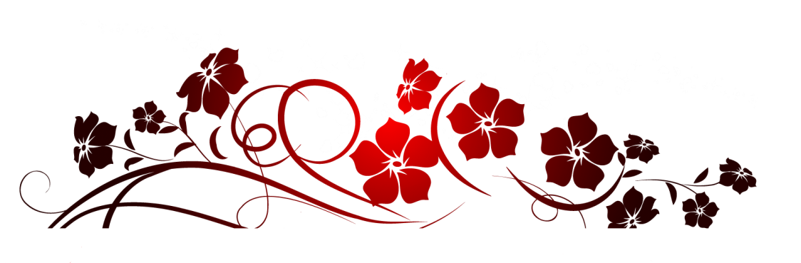 Clipart decoration clip royalty free library Red Flowers Decoration PNG Clipart | Gallery Yopriceville - High ... clip royalty free library