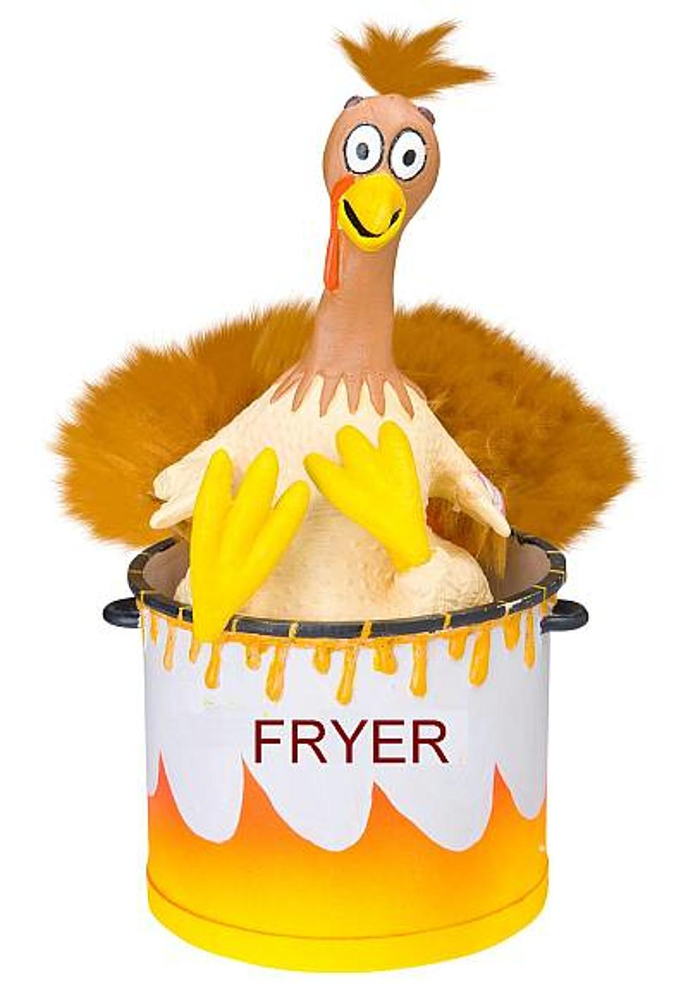 Clipart deep fryer picture free Really Bad Ways to Deep-Fry Turkey picture free