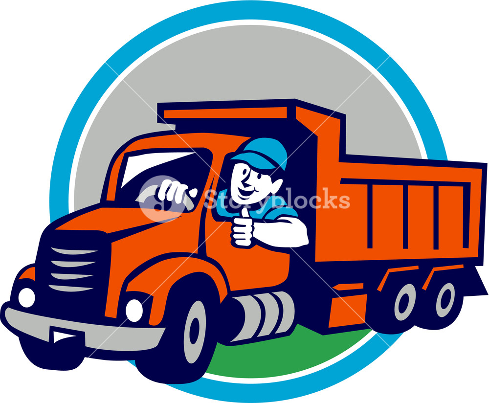 Clipart delivery driver jpg library download Truck Driver Clipart | Free download best Truck Driver Clipart on ... jpg library download