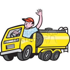 Clipart delivery driver clip art transparent library truck driver clipart - Royalty-Free Images | Graphics Factory clip art transparent library