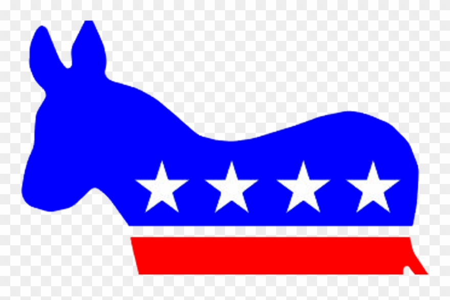Democrat clipart image transparent library Democratic Donkey Png Png Royalty Free Stock - Democratic Party ... image transparent library