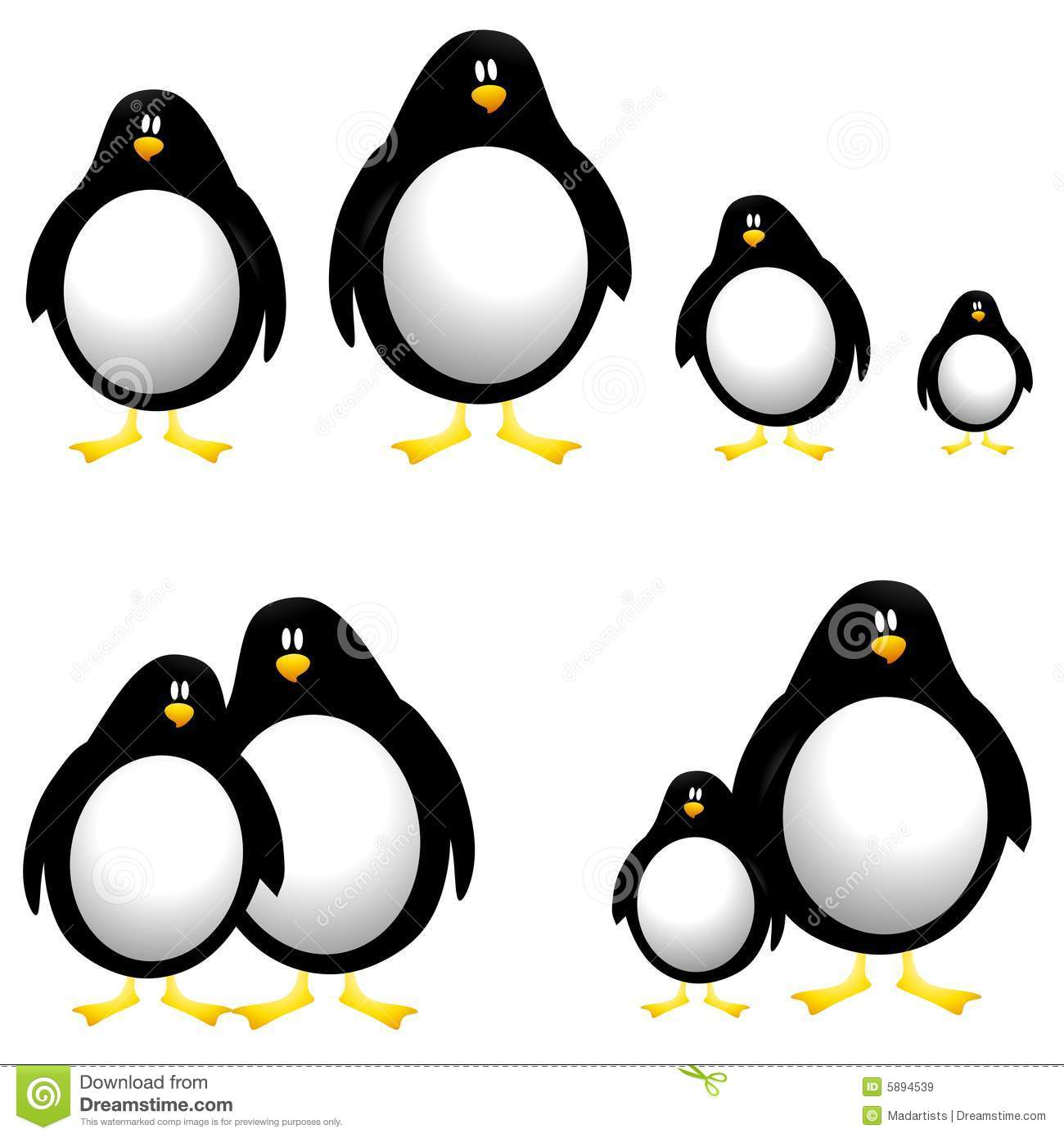 Dependency clipart clip art free library Cartoon Penguins Clip Art | Clipart Panda - Free Clipart Images clip art free library