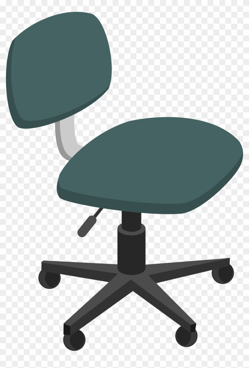 Office chair clipart image jpg royalty free library Purchasing Office Furniture - Clipart Office Chair, HD Png Download ... jpg royalty free library