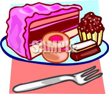 Clipart dessert gratuit clip art royalty free download Free dessert clipart - ClipartFest clip art royalty free download