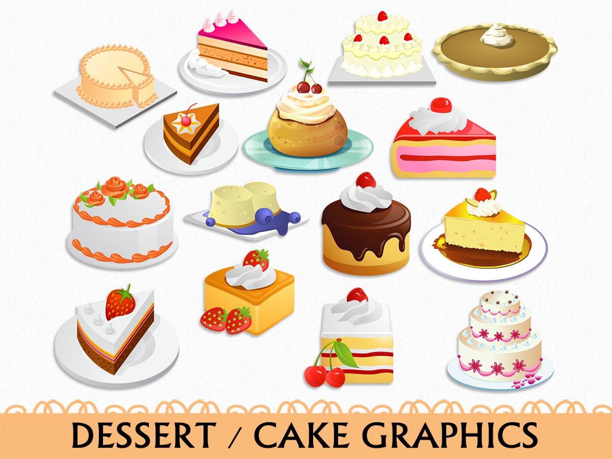 Clipart dessert gratuit jpg black and white download Clipart dessert gratuit - ClipartFest jpg black and white download