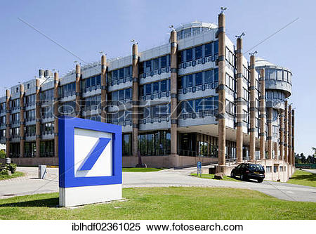 Clipart deutsche bank clip free download Stock Image of