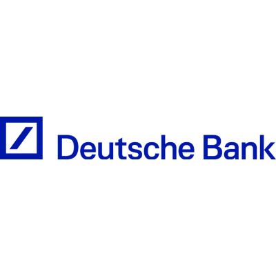 Clipart deutsche bank clipart black and white stock Deutsche Bank Logo transparent PNG - StickPNG clipart black and white stock