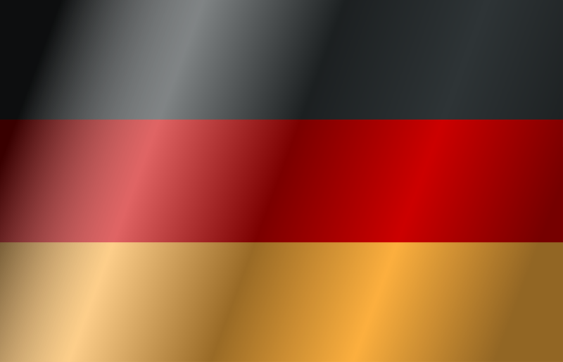 Flag of germany with. Clipart deutsche flagge