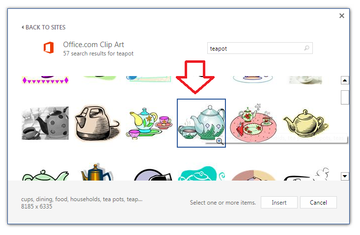 Where is the clipart in office 2013 image library download How do I insert clip art in Word 2007, 2010 and 2013 and other ... image library download