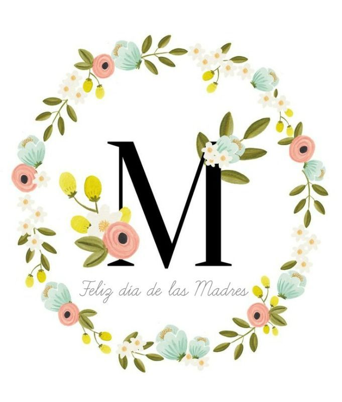 Clipart dia de las madres picture royalty free Feliz dia de las Madres - Happy Mother\'s Day in Spanish! A beautiful ... picture royalty free