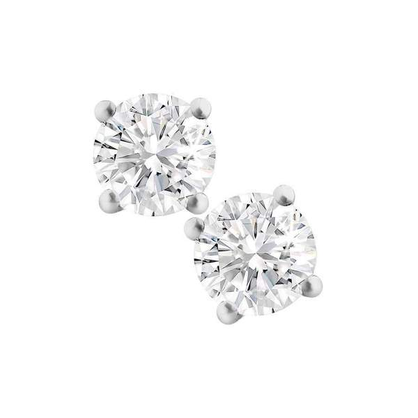 Clipart diamond earrings with price vector free library Diamond Earrings | JDC Jewellers vector free library