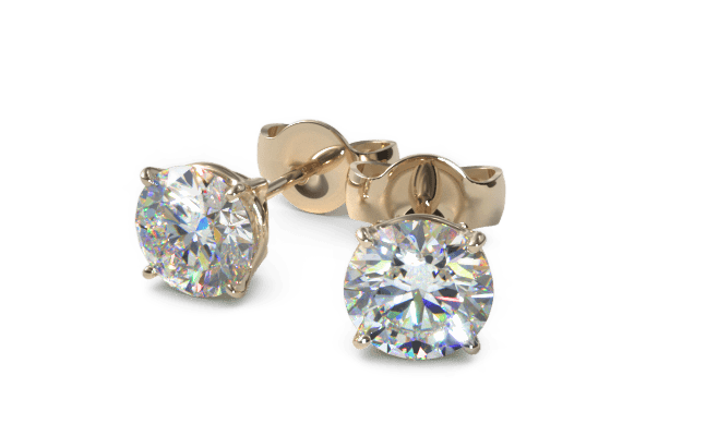 Clipart diamond earrings with price clipart freeuse download Diamond Stud Earrings | JamesAllen.com clipart freeuse download