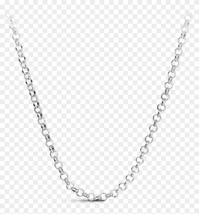 Clipart mangalsutra chain vector royalty free library Davidrose Rolo Chain In White Gold - Tanishq Diamond Mangalsutra, HD ... vector royalty free library
