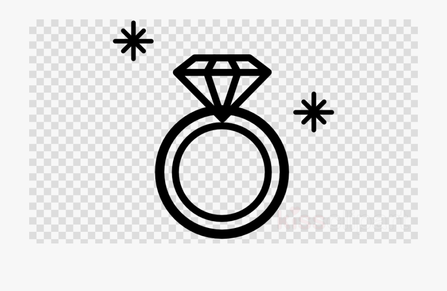 Clipart diamond ring banner free download Diamond Ring Clipart Outline - Diamond Ring Clipart #307156 - Free ... banner free download
