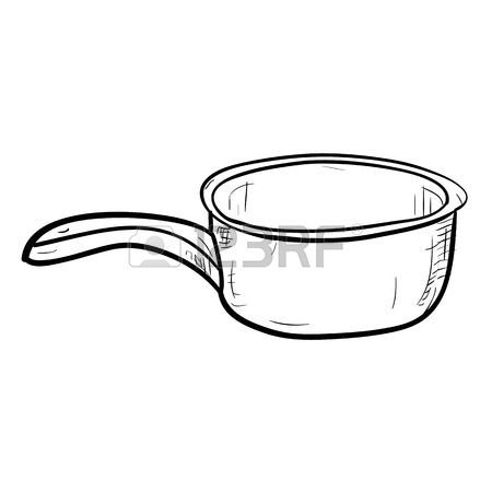 Clipart dipper image library Dipper clipart black and white 1 » Clipart Portal image library