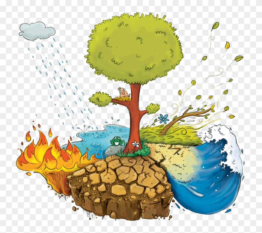 Disaster management in clipart