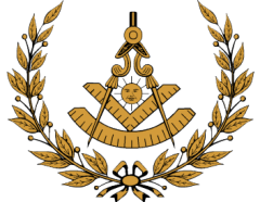 Clipart district deputy grand master mason vector stock District Officers - Cortland-Madison Masonic District vector stock