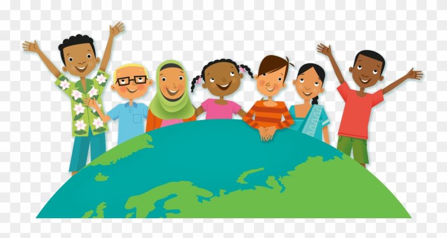 Clipart diversity clip art transparent Dig Deeper - Kids Diversity Clipart (#1755658) - PinClipart clip art transparent