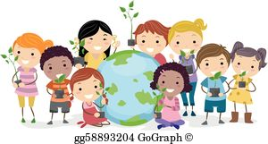 Clipart diversity graphic stock Diversity Clip Art - Royalty Free - GoGraph graphic stock