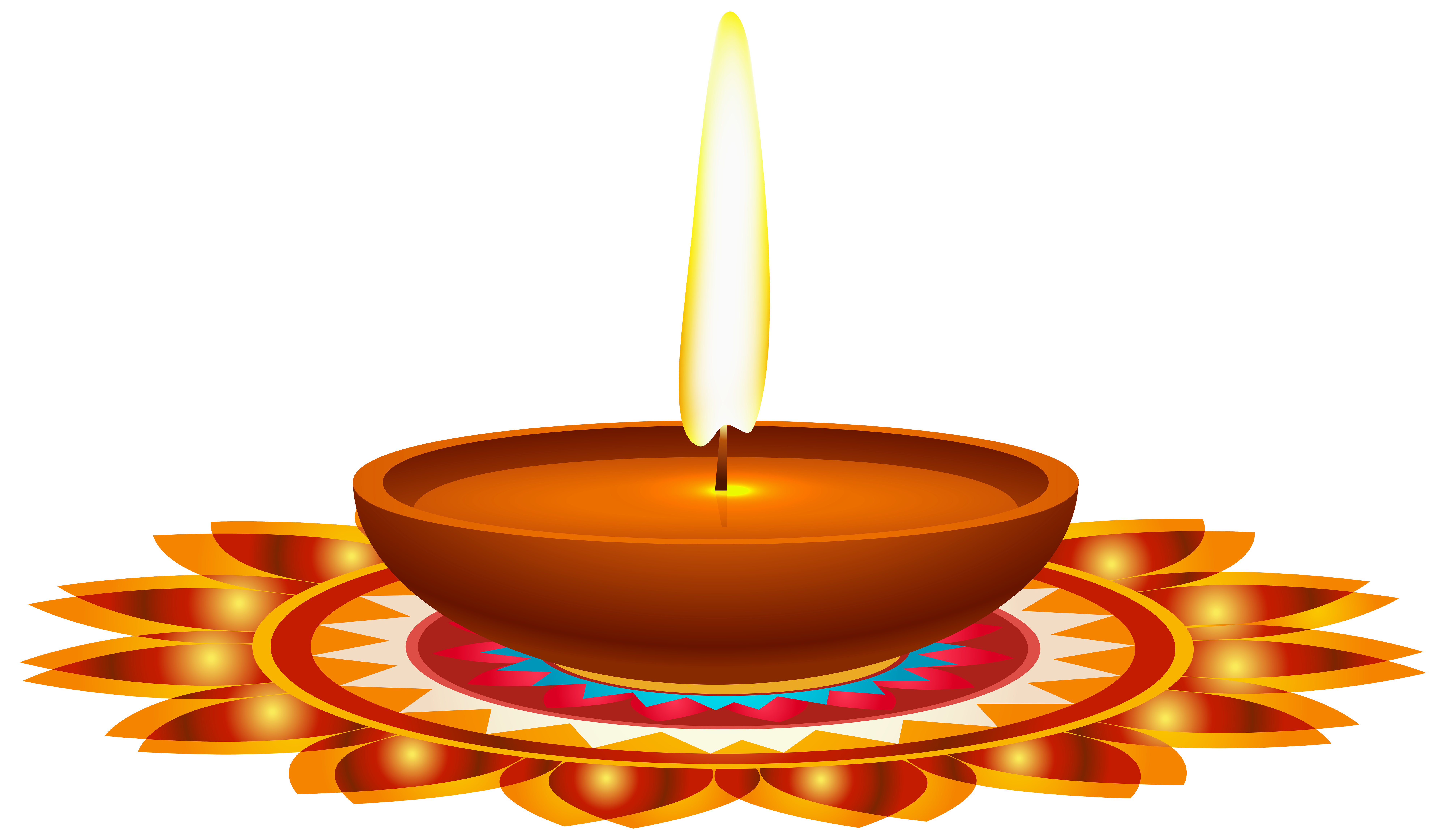Diwali clipart hd picture Diwali Candle PNG Clip Art Image | Gallery Yopriceville - High ... picture