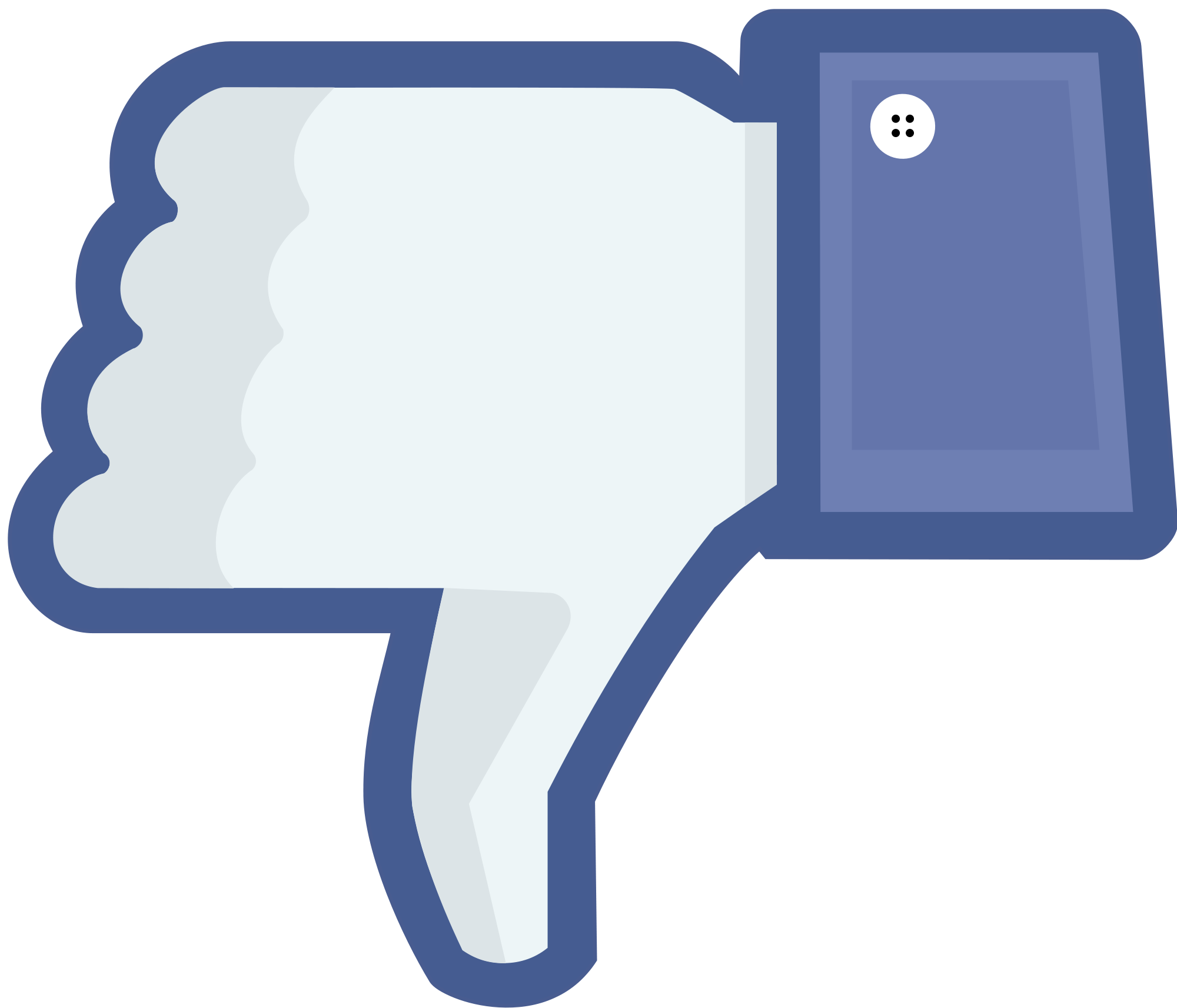 Facebook like button clipart picture black and white stock Facebook likes clipart - ClipartFest picture black and white stock