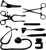 Clipart doctor tools picture transparent download cartoon doctors utensils | Doctors Tools illustrations and clipart ... picture transparent download