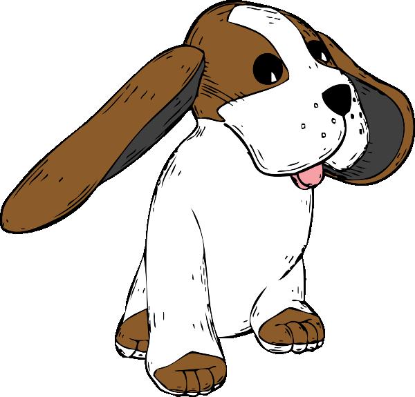 Clipart dog bigand small jpg library stock dog clip art the big earred | Bobo Pixy Gallery : Bobo Pixy Gallery ... jpg library stock