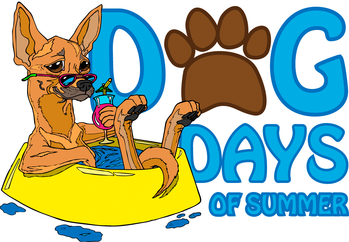 Summer day clipart