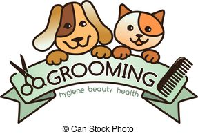 Free grooming clipart