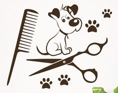 Clipart groomers graphic royalty free 486 Best Dog Grooming images in 2017 | Dog grooming business, Dog ... graphic royalty free