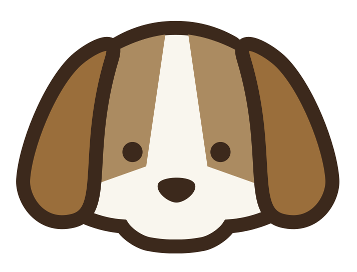 Droopy dog clipart clipart library library Dog Head Clipart clipart library library