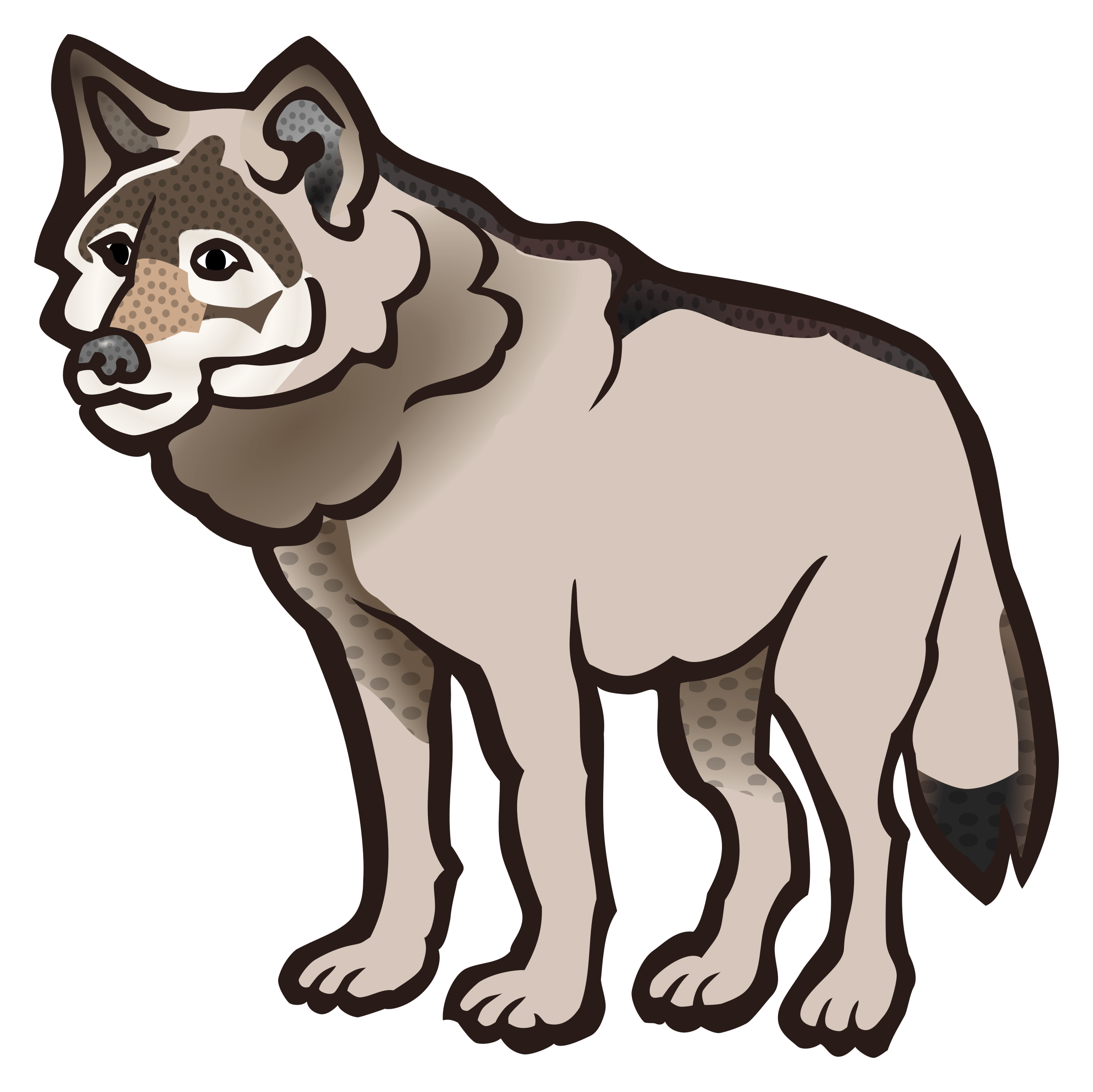 Howling Coyote Clipart at GetDrawings.com | Free for personal use ... image library library