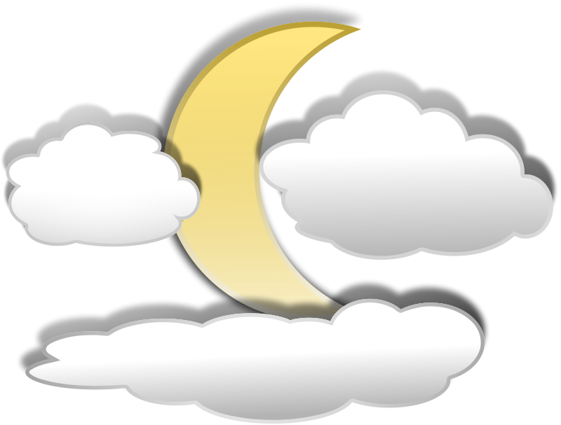 Mountains sun and cloud clipart vector library library Wolf Howling At The Moon Clipart at GetDrawings.com   Free for ... vector library library