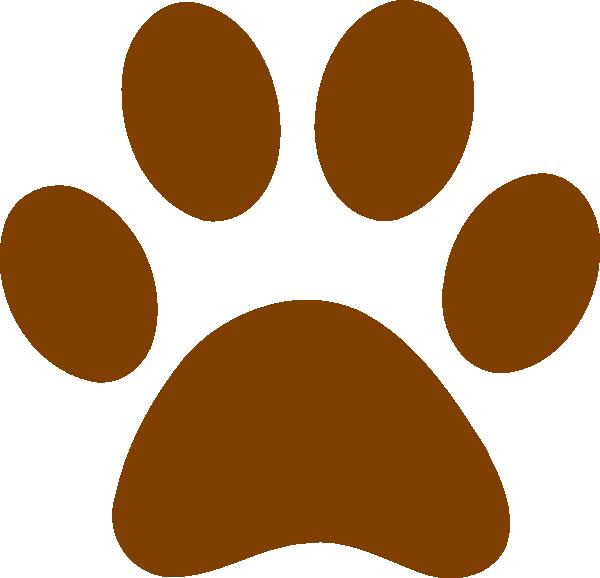 Free clipart paw print dog jpg transparent library printable paws - Bingo.raindanceirrigation.co jpg transparent library