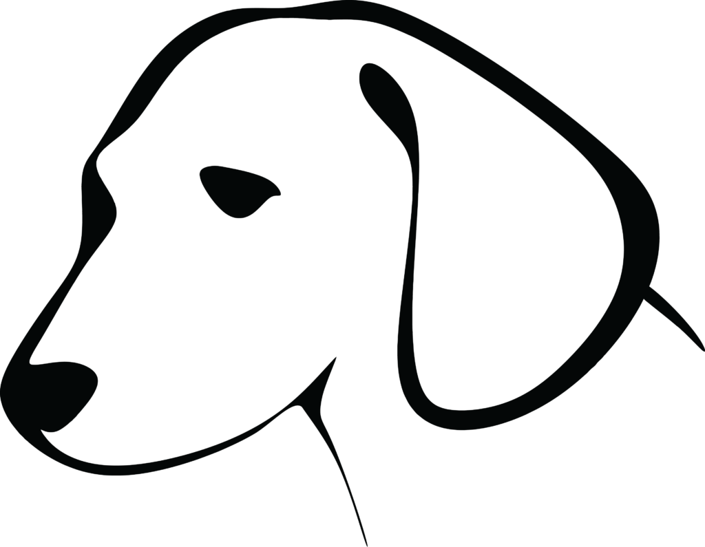 Clipart dog pictures clip freeuse library 826 Free Clipart Of A Black And White Dog Head School   errortape.me clip freeuse library