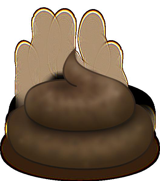 Dog poop clipart. Turd clip art at