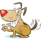 Clipart dog tail clipart freeuse download Clip Art Image Gallery | Similar Image: Cartoon Tail Wagging the ... clipart freeuse download