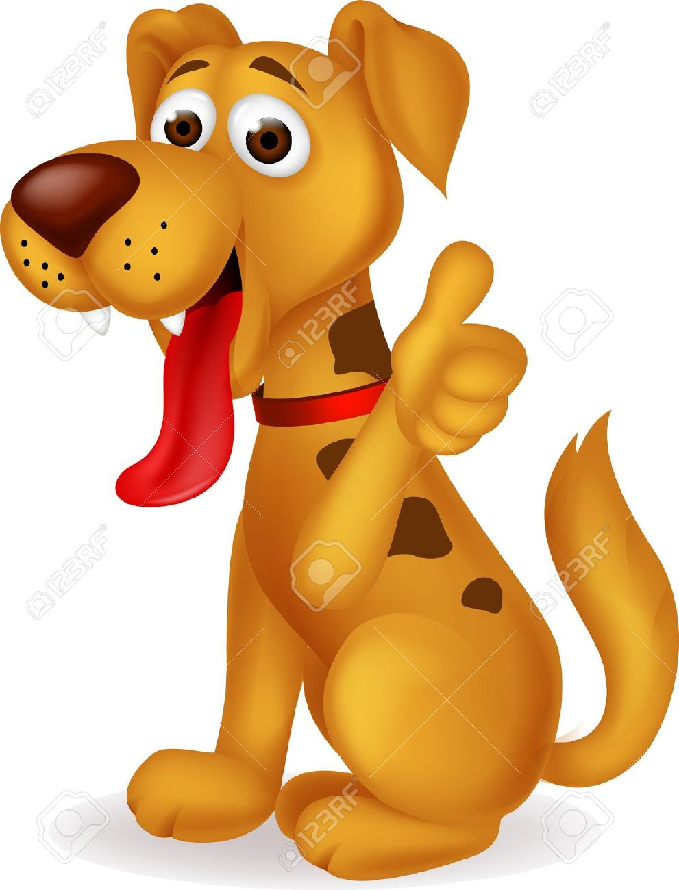 Clipartfest with thumb stock. Clipart dog thumbs up