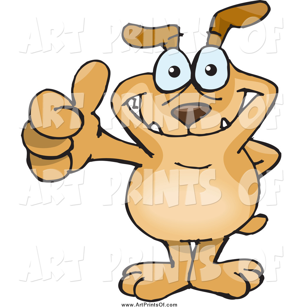 Clipart dog thumbs up graphic library Dog Thumbs Up Clipart - Clipart Kid graphic library