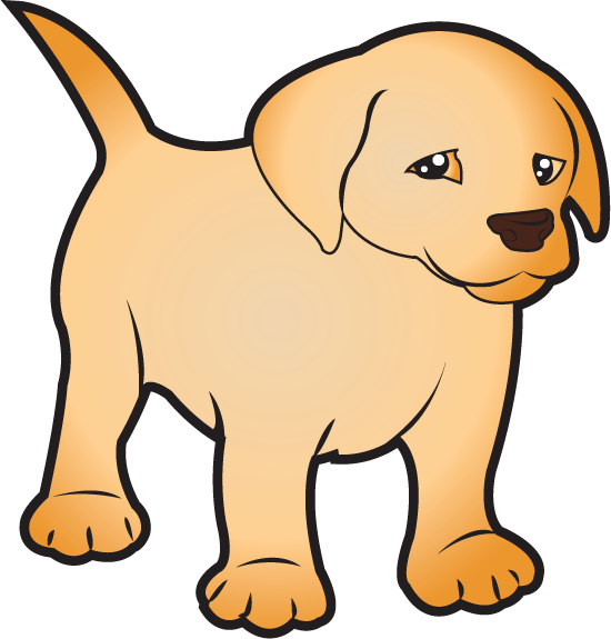 Puppy dog tails clipart svg transparent clip art of animals | Puppy Labrador ( Full Color) | equine ... svg transparent