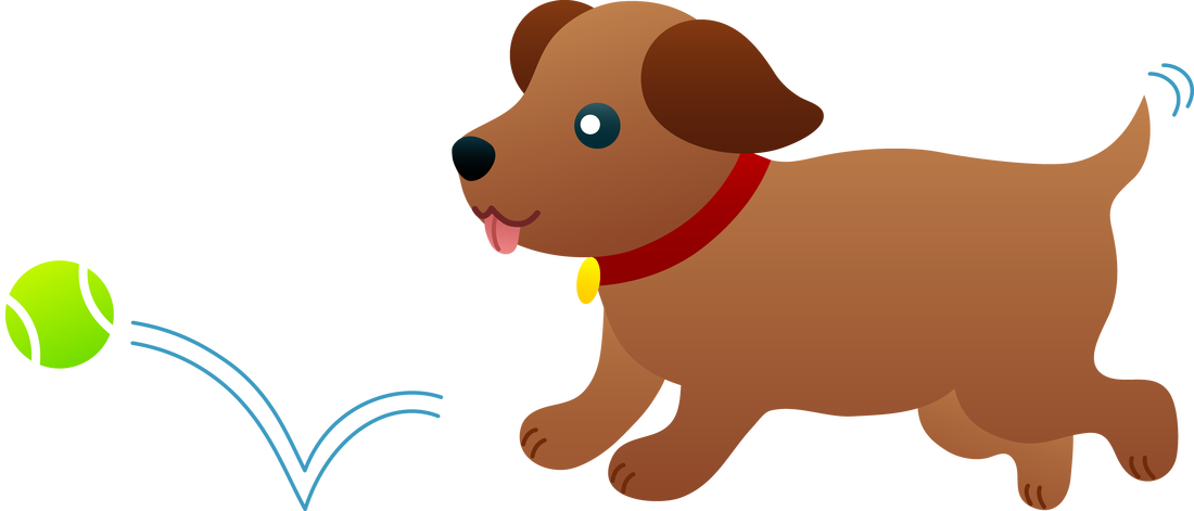 Clipart dog toys jpg transparent stock Dog boarding check list - Terrific Pet Cottage jpg transparent stock