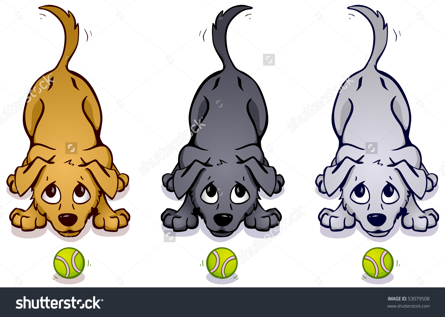 Clipart dog wagging tail clip transparent download Puppy dog tails clipart - ClipartFest clip transparent download