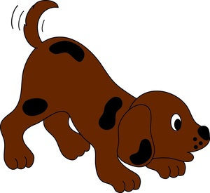 Clipartfest wag. Clipart dog wagging tail