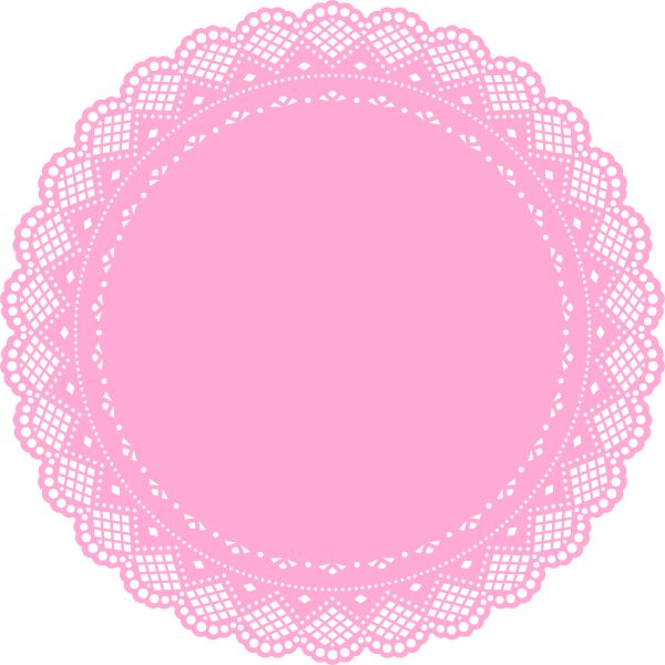 Clipart doilies svg library stock Free Doily Cliparts, Download Free Clip Art, Free Clip Art on ... svg library stock